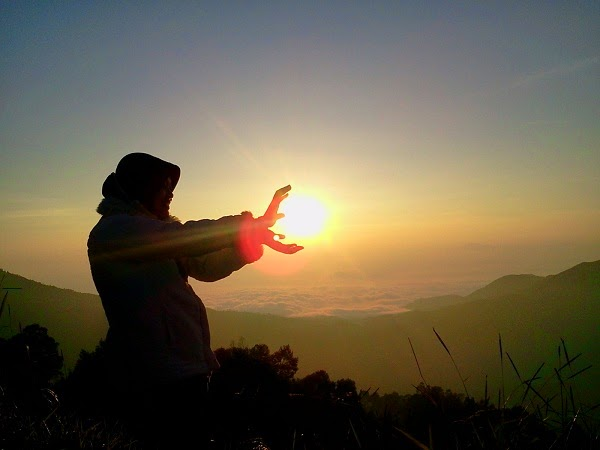 Bukit Sikunir Dieng | wonderful Indonesia
