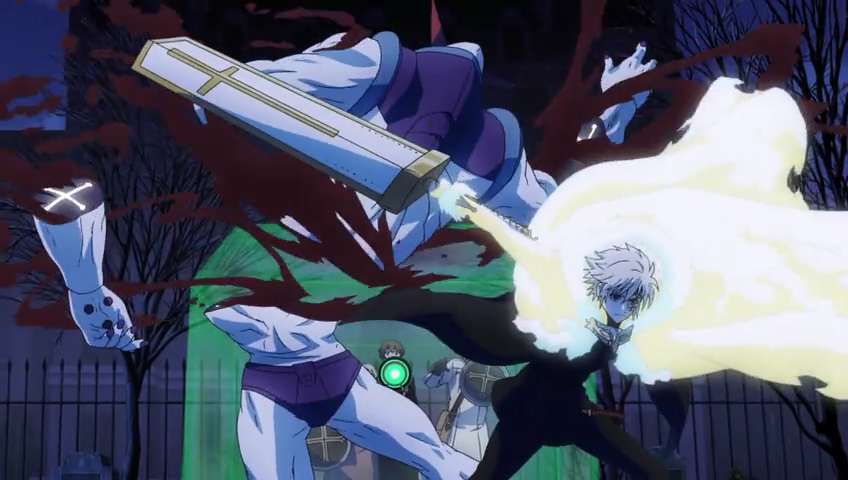 D.Gray-man Hallow Episode 01 Subtitle Indonesia