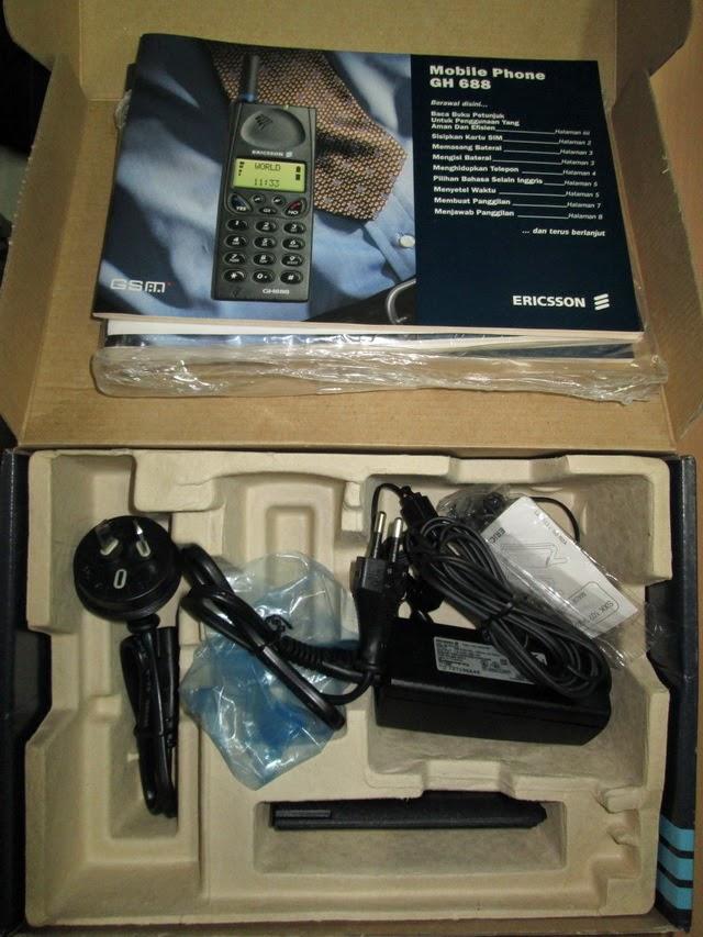 kelengkapan Ericsson GH888