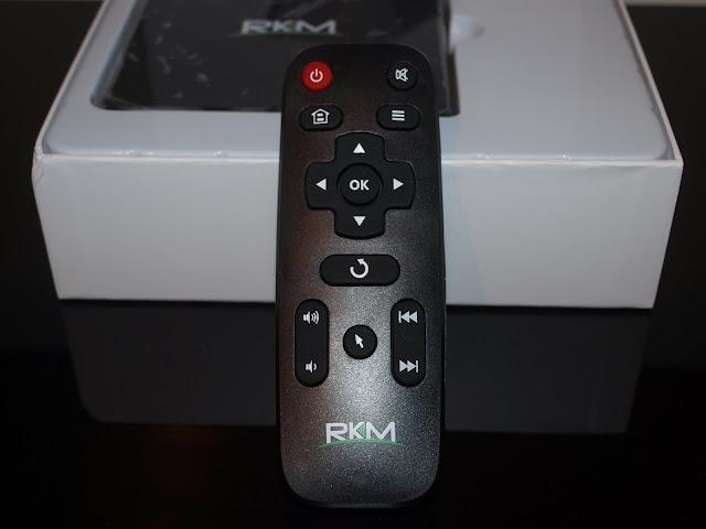 Análise Rikomagic MK68 18