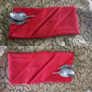 napkin kreasi