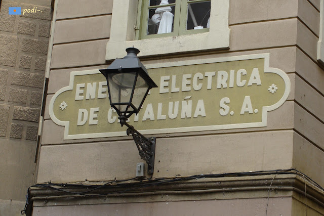 Tallers Ramelleres inscripció energía eléctrica de cataluña