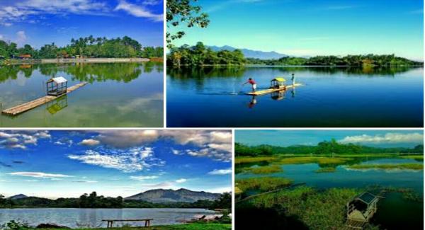 Tempat wisata situ gede tasikmalaya