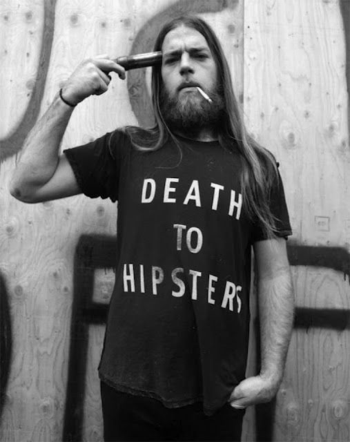 Hipster suicide... PYGear.com