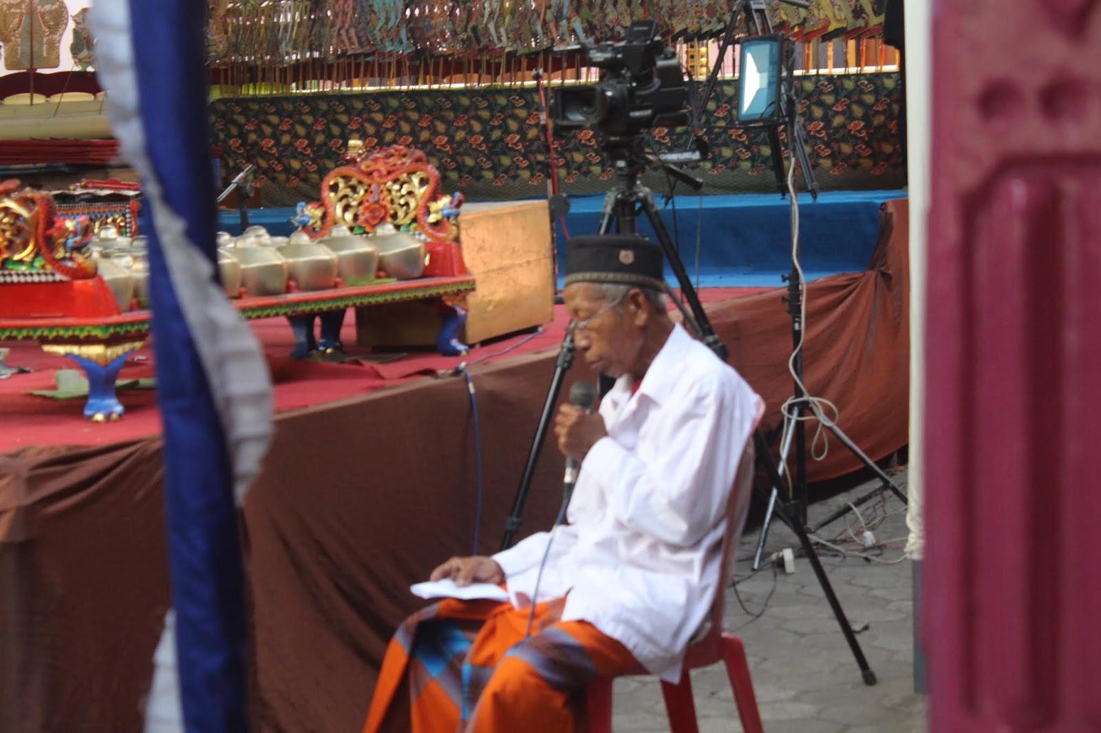 Kyai Haji Mudakir dari Tanjungsari
