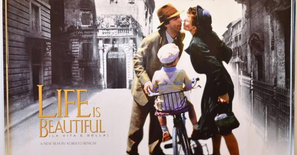 เปิดหนังดู : Life is Beautiful (1997) : ยิ้มไว้โลกนี้ไม่มีสิ้นหวัง -  History Millitary 's Corner