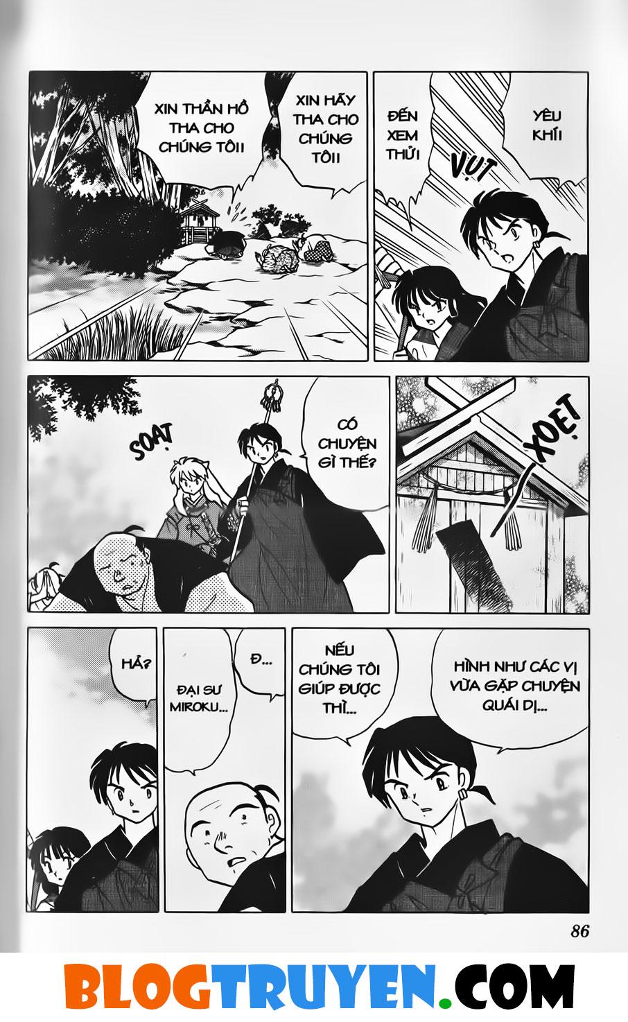 Inuyasha vol 35.5 trang 11