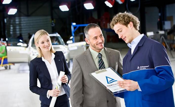 La norma ISO/TS 16949 se basa en los requisitos de ISO 9001 además de adicionar requerimientos específicos que demanda el sector automotriz. (Foto: Cortesía TÜV Rheinland)