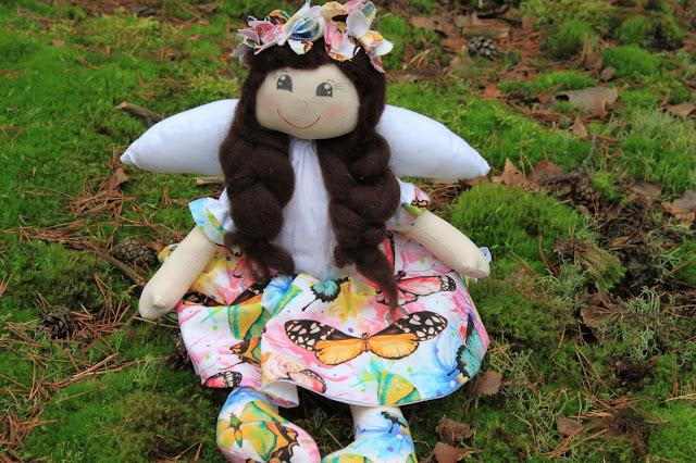 Wiosenny Aniołek