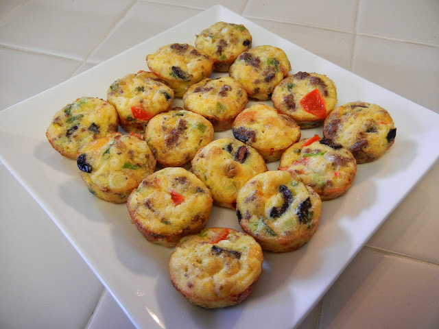Crustless Quiches Low Carb Eggs Dinner Lunch Leftovers Ground Beef