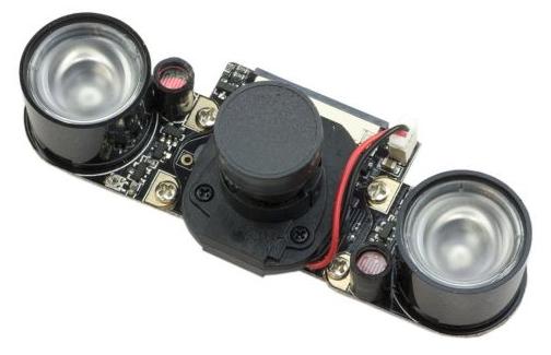 NestBoxTech: BirdBox infra-red camera IR filter upgrade