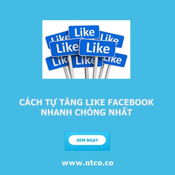 cach tu tang like facebook nhanh chong nhat