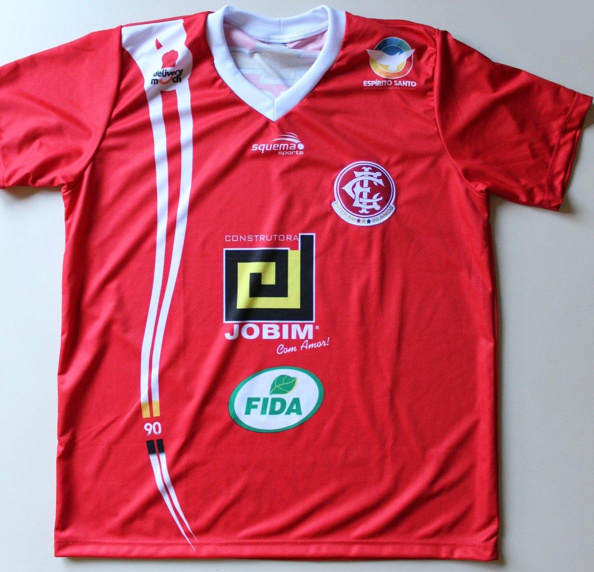 5fabf8b239 Squema Sports lança as novas camisas do Inter de Santa Maria - Show ...