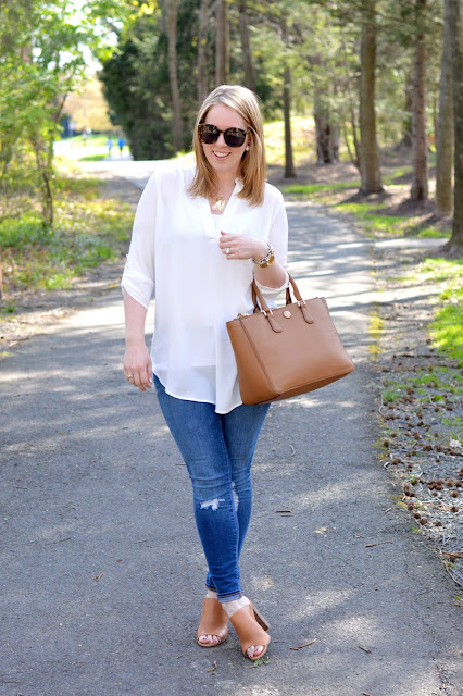 white-top-tan-accessories-outfit