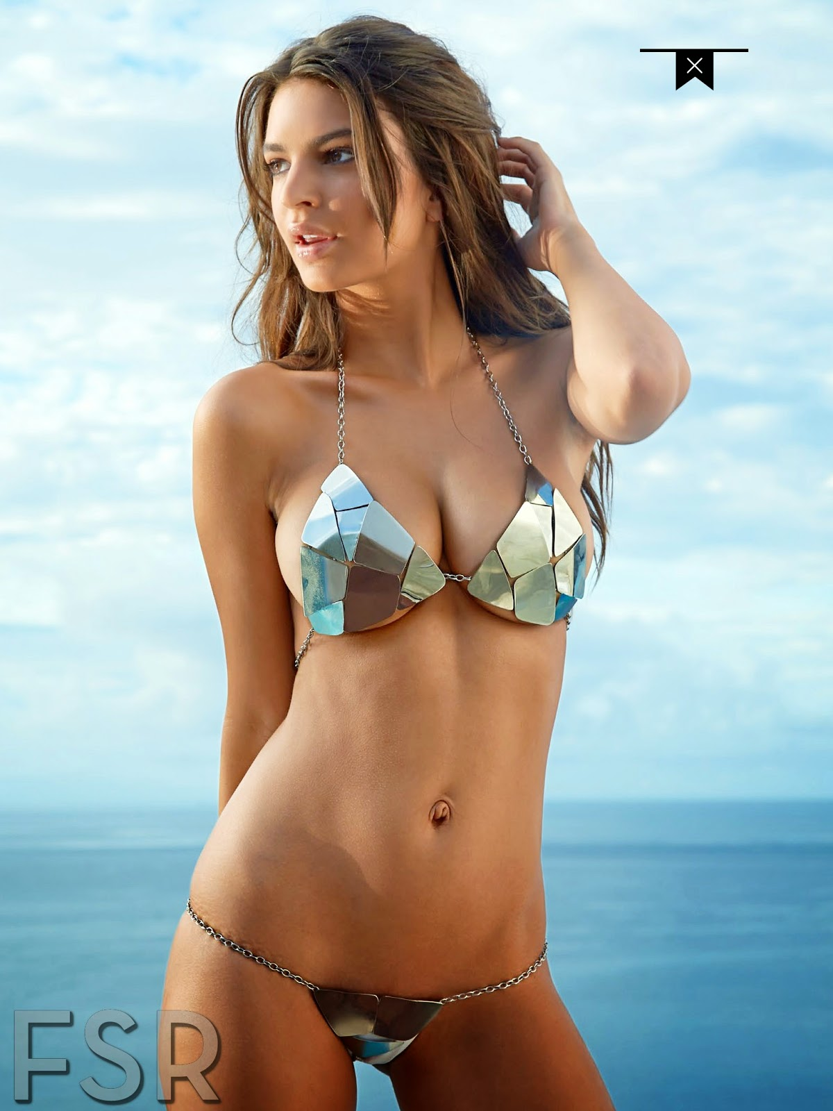 Rather valuable Sarah roemer bikini something and