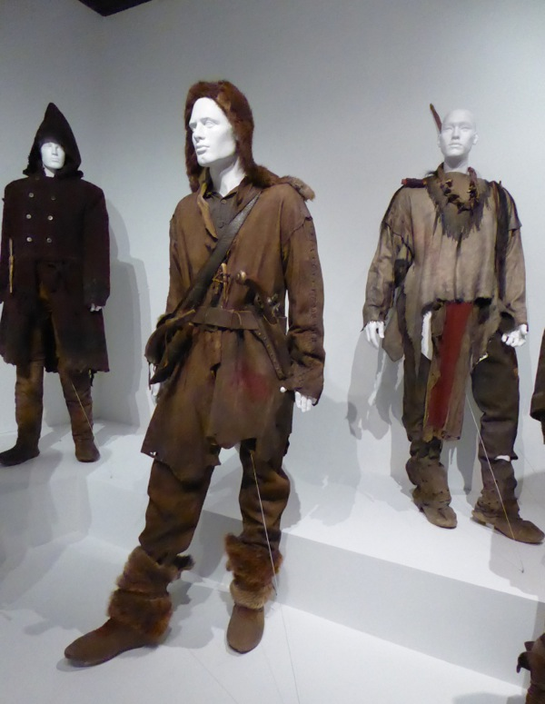 The Revenant film costumes