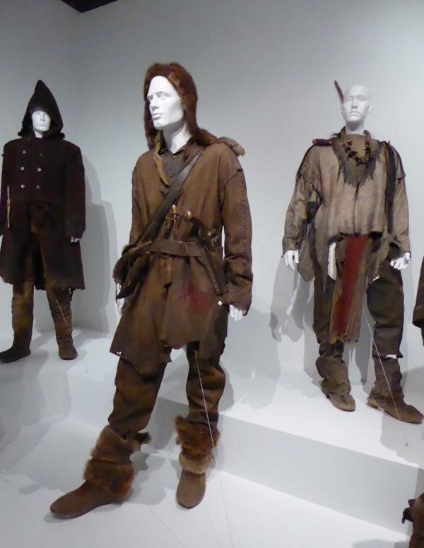 The Revenant film costumes