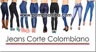 Mercadolibre Jeans corte colombiano original barato Britos cliclon frida 2016