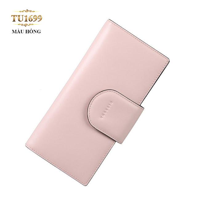 Các mẫu ví cầm tay được thiết kế phù hợp với rất nhiều trang phục