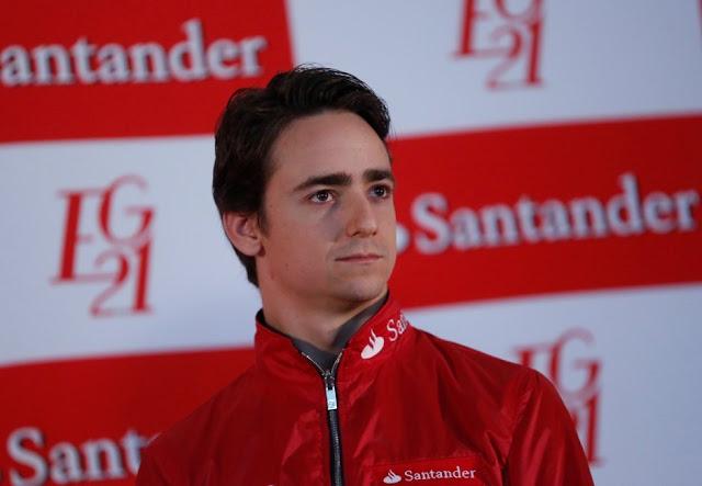 El Santander ficha a Esteban Gutiérrez como embajador
