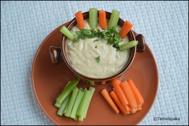 Cottage Cheese - Spicy Tomato Dip