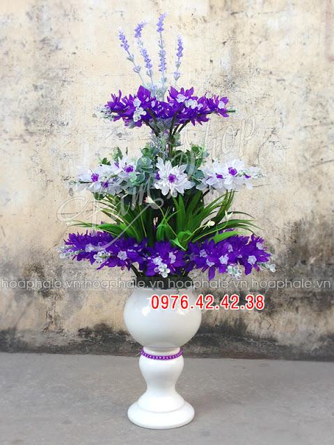 Hoa da pha le tai Truong Dinh