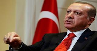 Baru Saja Pernyataan Tegas Erdogan : Turki Mendukung Perjuangan Palestina untuk Kebebasan dan Keadilan