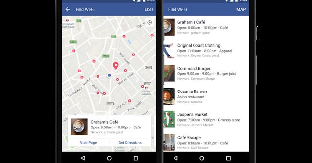 Facebook Luncurkan Fitur Baru 'Find Wi-Fi' di Seluruh Dunia