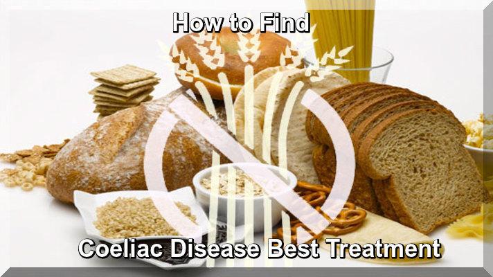 How to Find Coeliac Disease Best Treatment