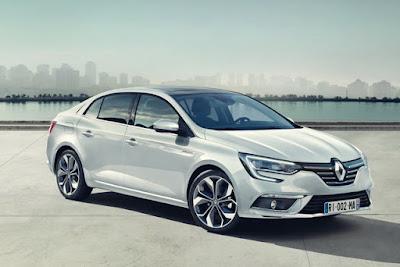 Gamma completa per Renault Megane