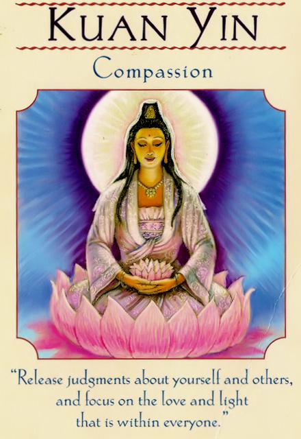 The Wisdom Of Kuan Yin