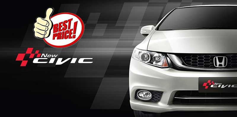 Harga Honda Civic Bandung