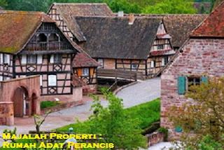 Desain Bentuk Rumah Adat Eropa dan Penjelasannya, Rumah Adat di Eropa
