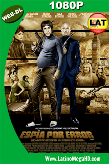 Espía Por Error (2016) Latino HD WEB-DL 1080P - 2016