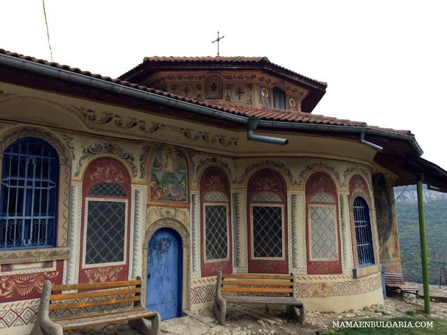 monasterio de la Transfiguración Veliko Tarnovo Bulgaria