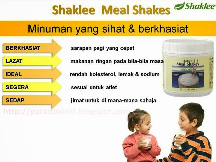 Meal Shakes Shaklee
