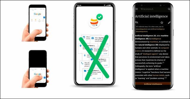 OH Web Browser ، أول متصفح للأندرويد في العالم لا يحتاج إلى الأذونات وسرعته ستدهشك