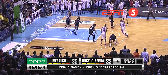 The Wild Finish: Ginebra vs Meralco - Finals Game 4 (VIDEO)