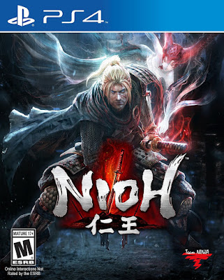 Nioh Game Cover