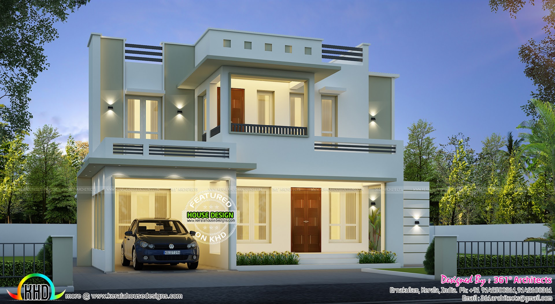 Awesome Lakhs House Kerala Home Design And Floor Plans