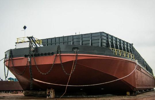 tongkang batubara 300 feet - JENIS DAN UKURAN TONGKANG BATU BARA
