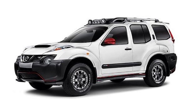 2017 Nissan Xterra Redesign | Nissan Auto Cars
