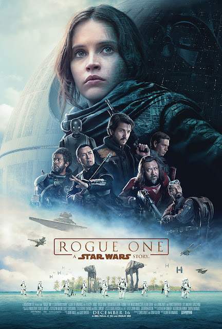 Rogue One Star Wars Recensione poster