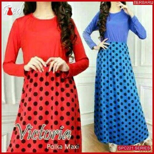 SPC221G58 Gamis Victoria Terbaru Dress Wanita | BMGShop