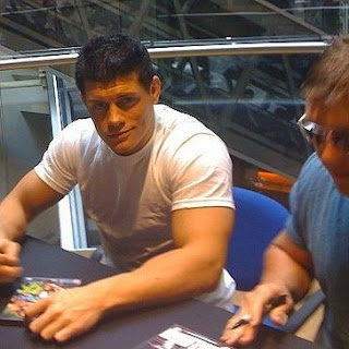 All sports star: Cody Rhodes WWE Star Profile Pictures