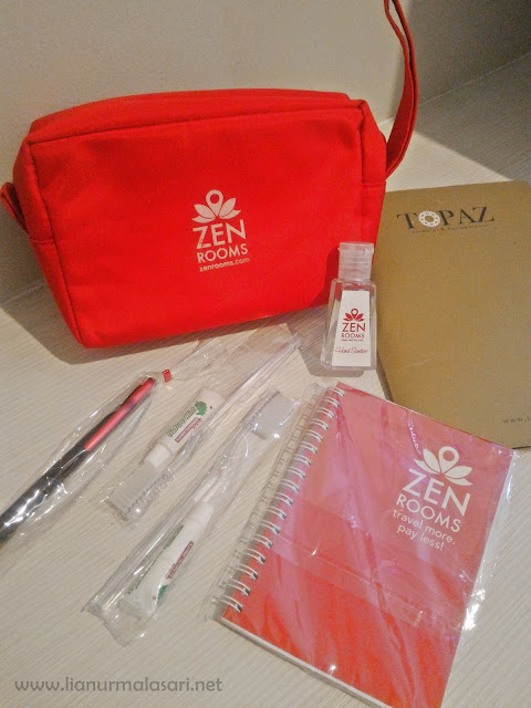 Travel Kit ZEN Rooms