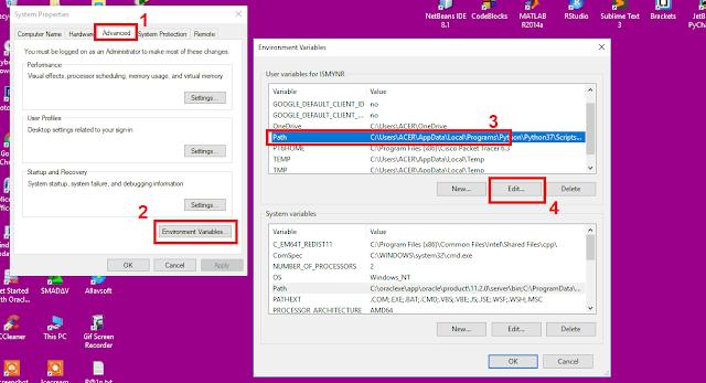 Cara Compile dan Run Program Java Di CMD Windows