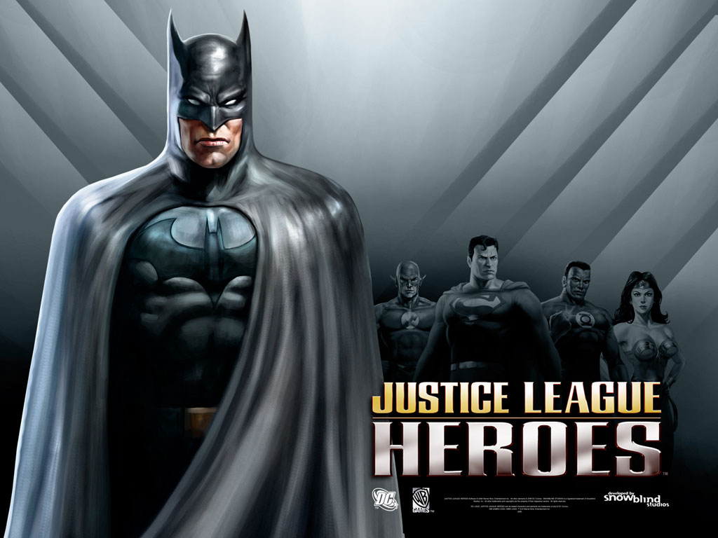 Download Wallpapers: Justice League Wallpaper