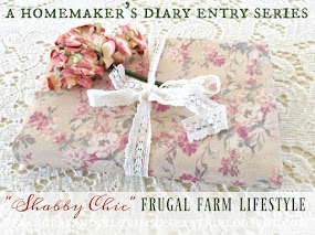 "A ""Shabby Chic"" Frugal Farm Lifestyle"
