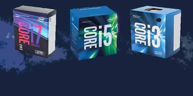 Apa Perbedaan Antara Intel Core i3, i5 dan i7?